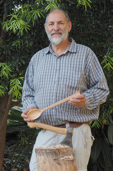 spoon carving tutor