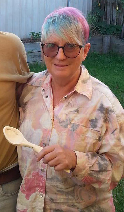spoon carver